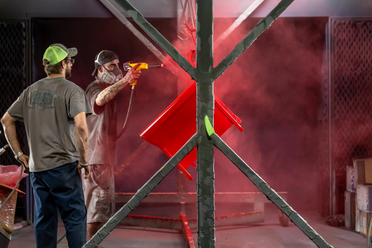 Powder Coating Nashville